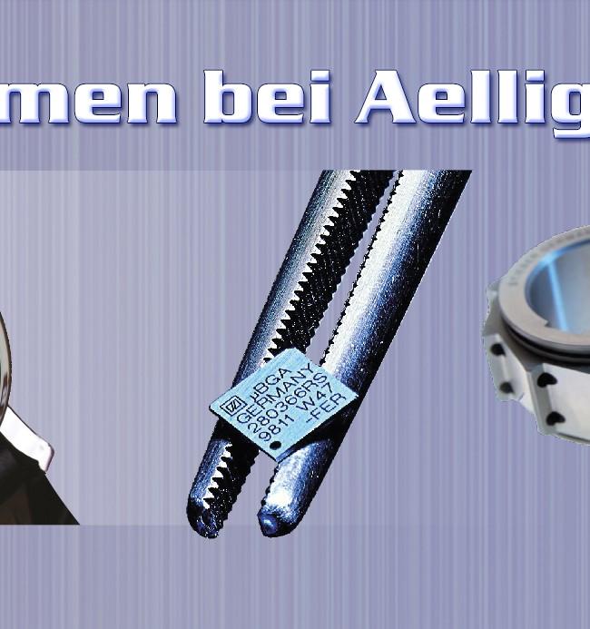 Willkommen bei Aellig Lasiermarkierung!