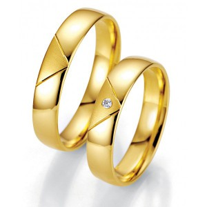 wedding rings customizable you choose your wedding ring yellow gold with sky of diamonds with special shape