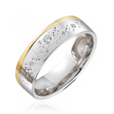 wedding rings customizable you choose your wedding ring yellow gold with sky of diamonds