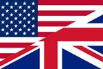 aellig gravure drapeau fahne flag usa uk angleterre